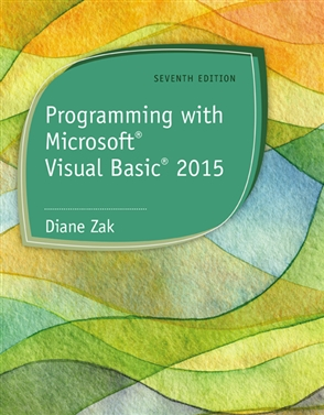 Programming with Microsoft Visual Basic 2015