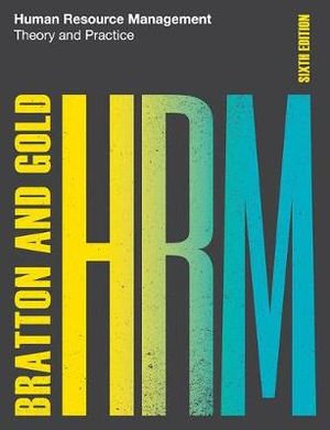Human Resource Management  6th edition
