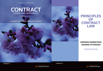 Contract Cases & Materials 14E / Principles of Contract Law 6E