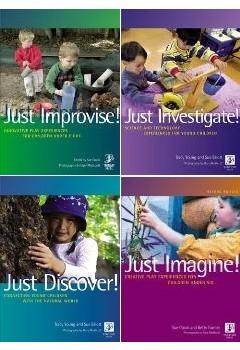 Just Discover! + Just Imagine! + Just Investigate! + Just Improvise!