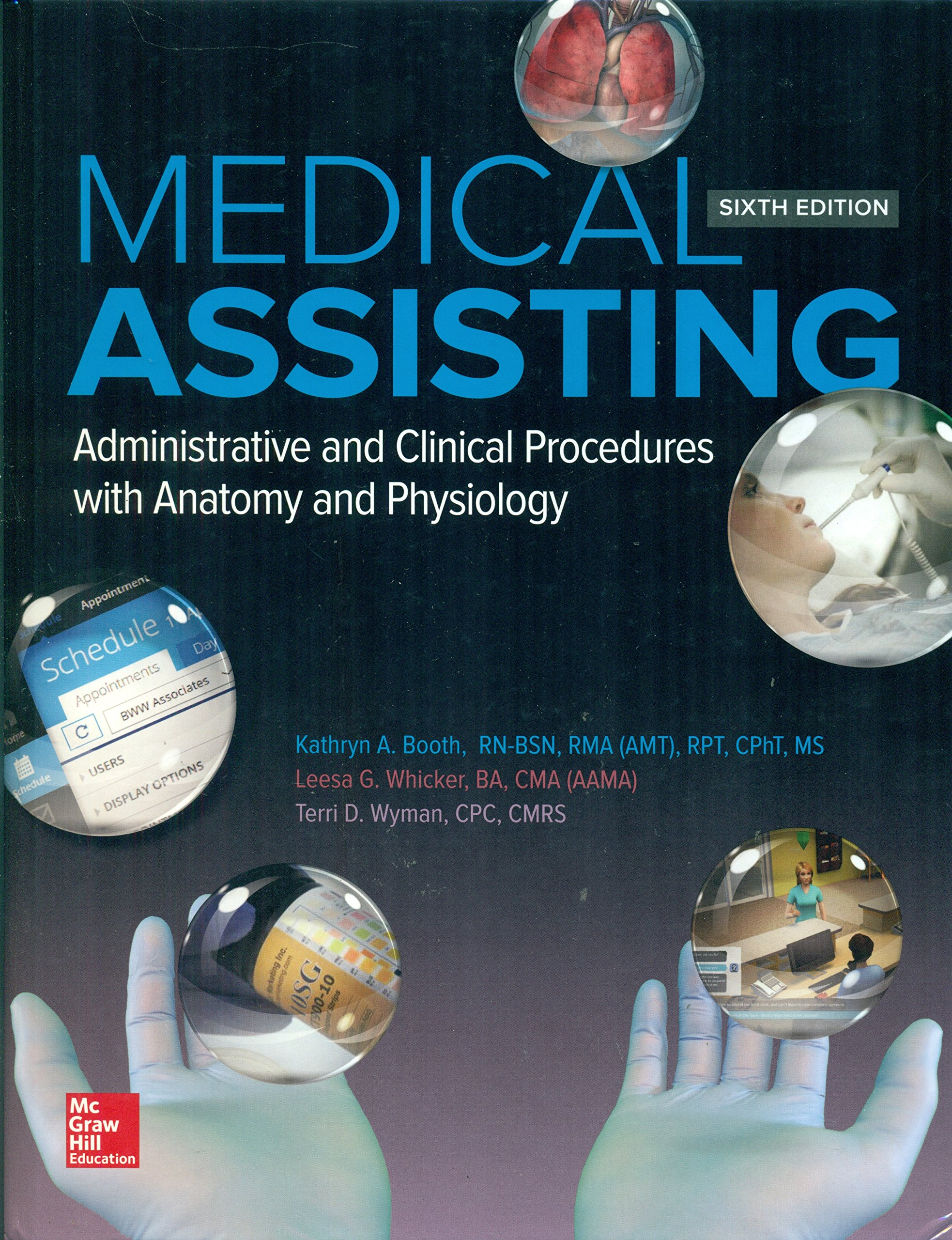 Medical Assisting Administrative And Clinical Procedures 6