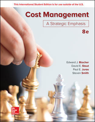 Cost Management: A Strategic Emphasis