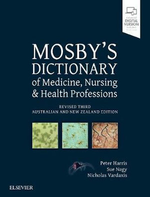 Mosby's Dictionary of Med 3E Revised