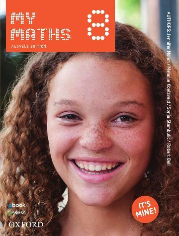 MyMaths 8 AusVELS Student book + obook assess