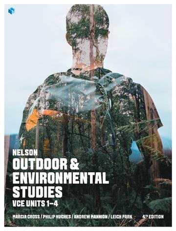 Nelson Outdoor & Environmental Studies VCE Units 1-4 with 4 Access Codes