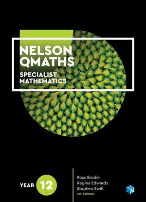 Nelson QMaths 12 Mathematics Specialist Student Book 1 Access Code for  26 Months