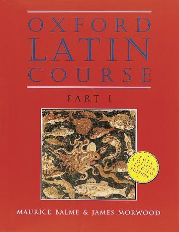Oxford Latin Course 1 Student Book