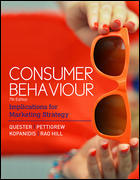 Consumer Behaviour (with Connect)