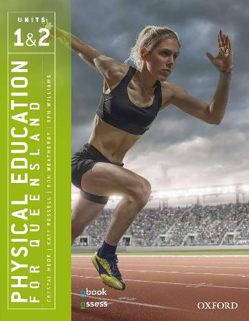 Physical Education for Queensland Units 1&2 2E Student book + obook assess