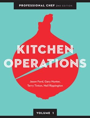 Professional Chef: Kitchen Operations