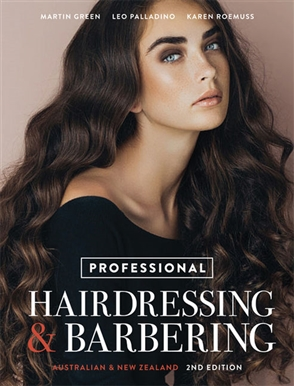 Professional Hairdressing: Australian and New Zealand Edition with Onlin e Study Tools 24 months