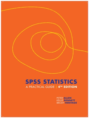 SPSS Statistics: A Practical Guide with Online Study Tools 12 months