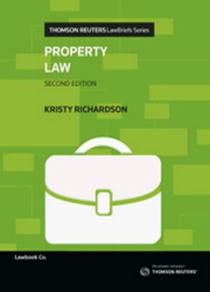 LawBrief Property Law 2 ed
