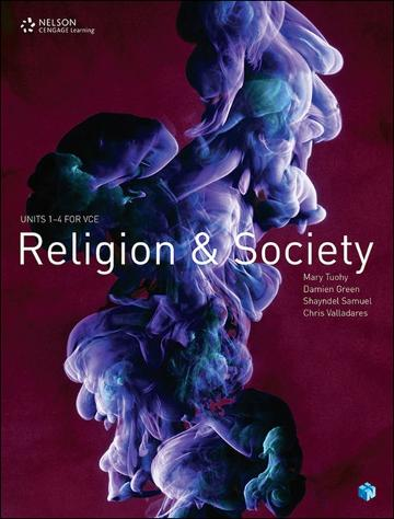 Religion and Society: Units 1 ' 4 for VCE (Student Book with 4 Access  Codes)
