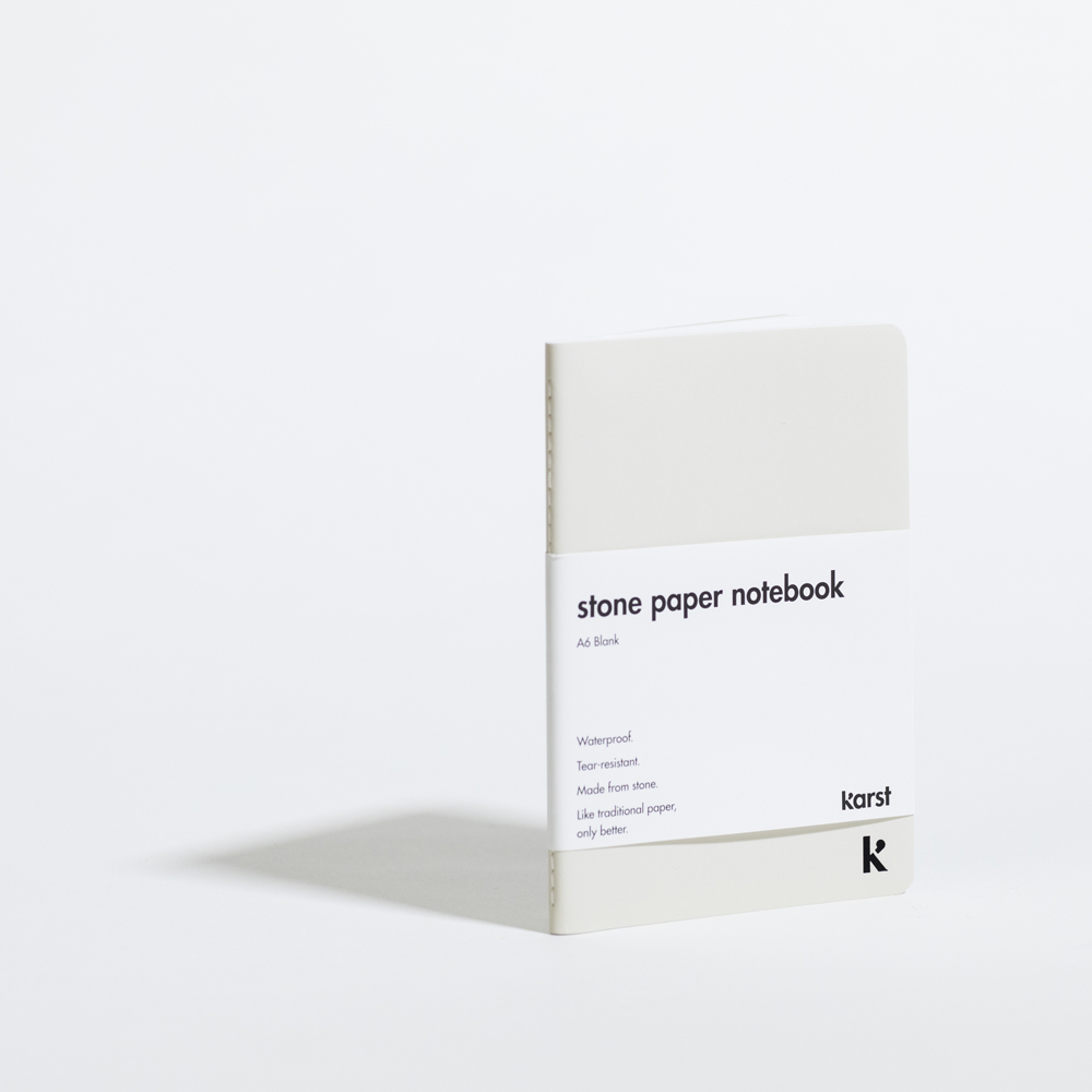 Karst Pocket Journal A6 Stone