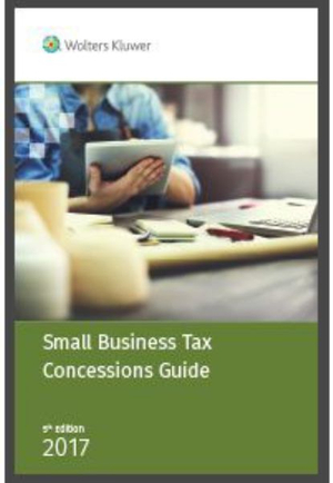Small Business Tax Concessions Guide