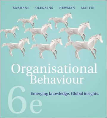 Organisational Behaviour (Pack - includes Connect)