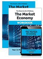 The Market Economy 2019 Student Book, eBook and Workbook