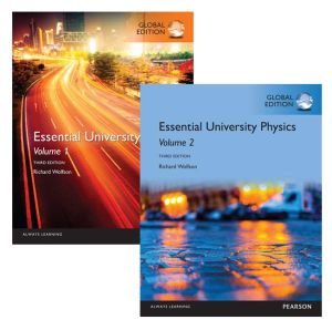 Value Pack Essential University Physics: Volumes 1 and  2, Global Edition