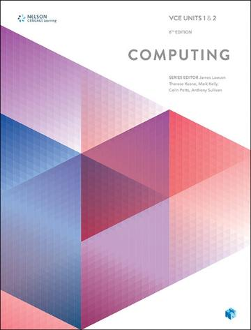 VCE Computing Units 1 & 2 (Student Book with 4 Access Codes)