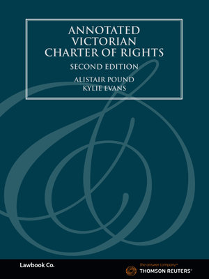 Annotated Victorian Charter of Rights