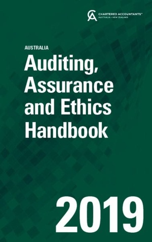 Auditing, Assurance and Ethics Handbook 2019 Australia