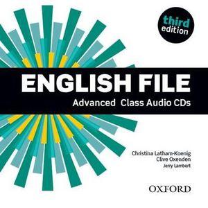 English File Advanced Class Audio CDs