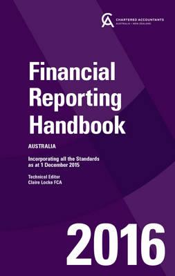 Financial Reporting Handbook 2016 Australia