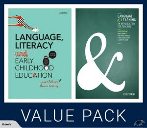 Language, Literacy and Early Childhood Education 2e and Language and Learn 6e