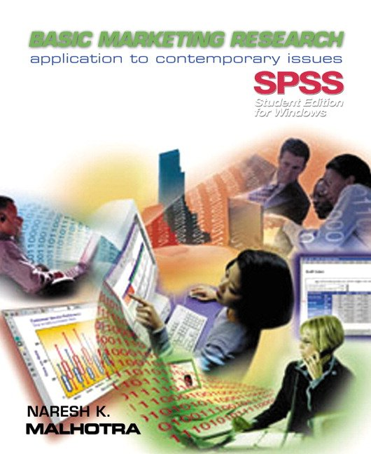 Marketing Research With Spss V15