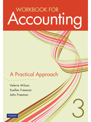 Accounting Practical Approach VPack (Text / Workbook) Wilson & Freeman