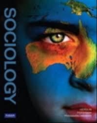 Sociology + My Soc Lab Access card