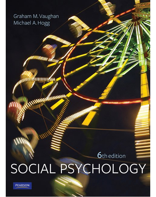Social Psychology 6ed with MyPsychLab