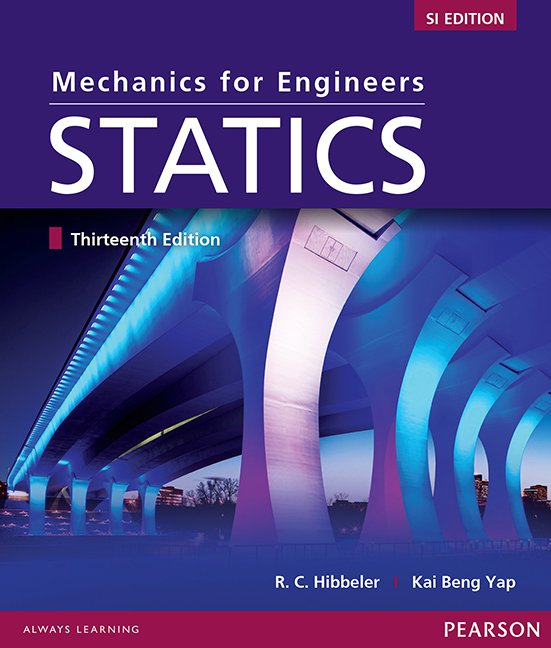 Statics & Mechanics Of Materials Si 2ed With Mastering   Engineering Access Code For Statics Si 2ed (value Pack)