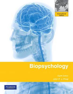 Biopsychology PIE 8ED + MyPsychLab