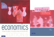Economics + Reading Between Lines