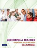 Value Pack Becoming A Teacher + Curriculum Construction + MyEducationLab (5e)