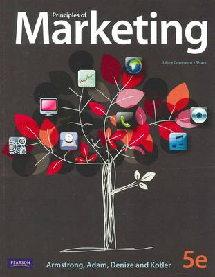 Principles of Marketing + MyMarketingLab