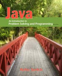 Java: An Introduction to Problem Solving and Programming + MyProgrammingLab with Pearson eText
