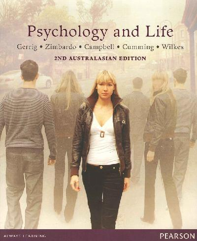 Psychology & Life + MyPsychLab  (Australian Edition)