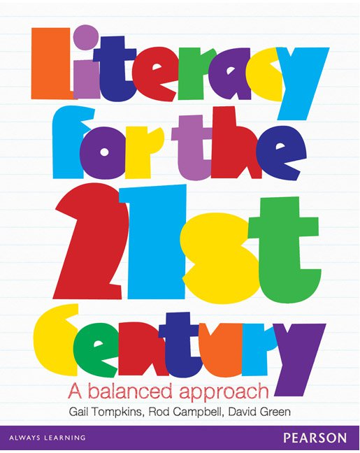 Literacy for the 21st Century + My Education Lab Aust Edition (pack)