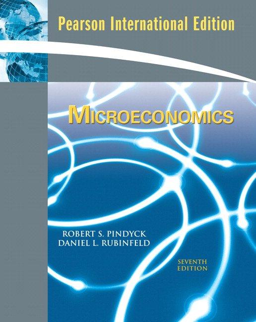Microeconomics: International Edition + Myeconlab (Value Pack)