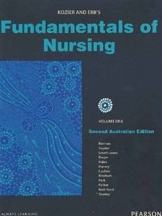 Kozier & Erbs Fundamentals of Nursing Vol 1-3 (Aus) 2/e+Access Code for MyNursingKit + full eText (Value Pack)