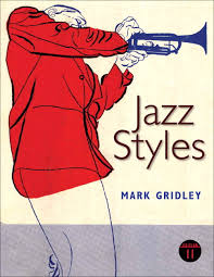 Jazz Styles with MyMusicLab