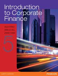 Introduction to Corporate Finance (Text + MyFinanceLab)