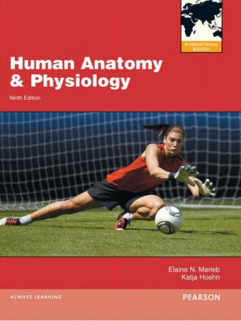Human Anatomy & Physiology 9ed + Mastering A&P + etext