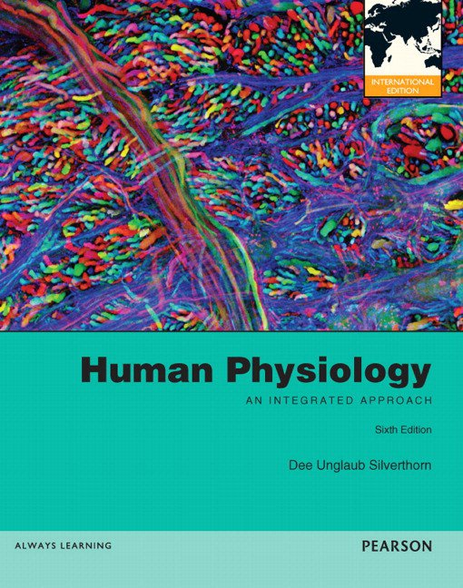Human Physiology - an Integrated Approach 6E + Mastering A&P VPack