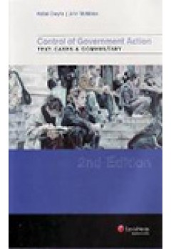 Control of Government Action: Text, Cases & Commentary (Access card for eBook)