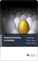 Financial Planning in Australia 5ED text + ebook Bundle
