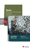 Tort31 VP Australian Torts Law 3ED + Torts Cases & Commentary 7ED